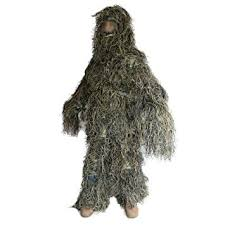 Military Halloween Costumes Kids Amazon Adults Woodland Camouflage Ghillie Suit Hunting