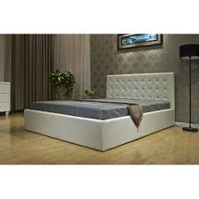 best king size platform bed frame with storage modern pertaining