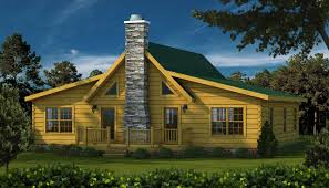 wood cabin plans and designs bailey ii log home cabin plans southland log homes home