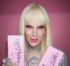 your jaw will drop when you see jeffree star cosmetics first eyeshadow palette