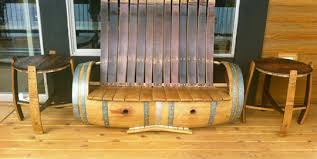 Wine Barrel Patio Table Wildgrain Woodworking Categories Wine Barrel Furniture
