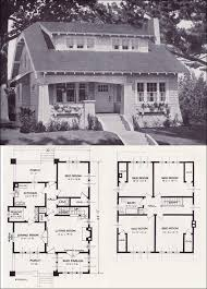 Cottages And Bungalows House Plans by Clipped Gable Bungalow Cottage The Kendall 1923 Standard Homes