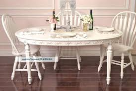 shabby chic round dining table round shabby chic dining table ruggear me
