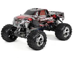 monster trucks nitro traxxas nitro stampede rtr monster truck w easy start batteries