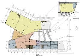 Museum Floor Plan Gallery Of Museum Of The Fangshang Geopark Biad 25