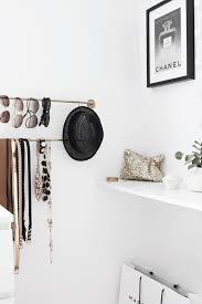 le fashion a fashionable home minimal bright walk in closet