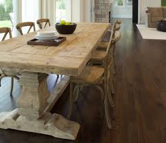 choosing a hardwood floor color decorate it