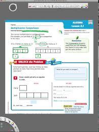 go math 2 1 multiplication comparisons youtube