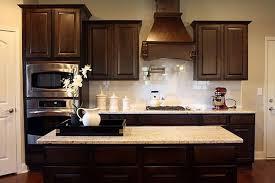 kitchen captivating kitchen backsplash for dark cabinets