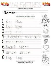valentines day activities games and worksheets for kids