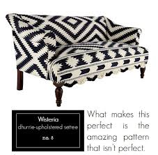 Wisteria Rugs Imagine Design Furniture Friday Dhurrie Upholstered Settee By
