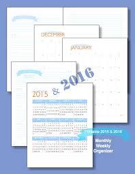 25 unique printable weekly calendar 2016 ideas on pinterest