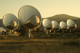 astronomers have picked up a strong radio signal from space u2014 but