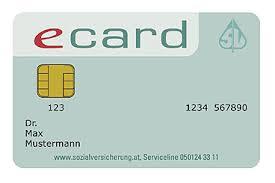 e card card