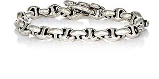 silver bracelet with diamond images Hoorsenbuhs diamond sterling silver bracelet barneys new york