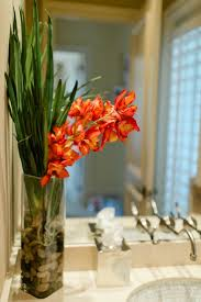 Faux Floral Centerpieces by Best 25 Tropical Artificial Flowers Ideas On Pinterest Palm Inc
