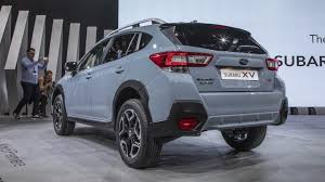 subaru crosstrek turbo subaru xv gets sharper with a new platform more powerful engine