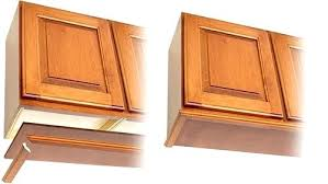 light rail molding for kitchen cabinets cabinet bottoms winsome design cabinet light rail finishing cabinets