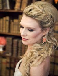 Romantische Frisuren Lange Haare by Seitliche Hochsteckfrisuren Unsere Top 10