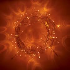 Halloween Light Decoration Ideas by Drop Dead Gorgeous Image Of Gold Amber Christmas Tree Lights For