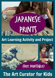 the great wave art lesson plan u0026 video kanazawa the great and waves