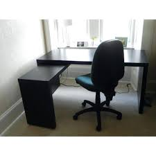 desk with pull out panel desk with pull out panel malm office desk new oak veneered with pull