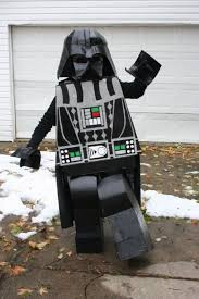 Halloween Costumes Darth Vader Homemade Lego Darth Vader Costume Star Wars Reads
