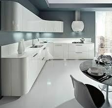 cuisine deco la cuisine blanche laquée en 35 photos qui vont vous inspirer