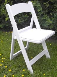 rentals for weddings white folding chairs athens atlanta lake oconee chair rental