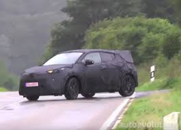 lexus nx vs toyota chr why toyota u0027s c hr will be the new rav4 spied testing around