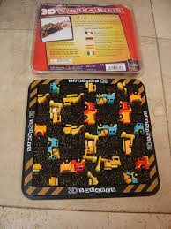 damert company 3d squares construction ultimate 3d matching puzzle