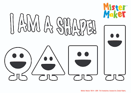 mister maker colouring pages funycoloring