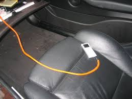 bmw e46 diy aux input cable fox and hammer