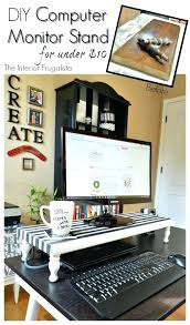 desk ana white build a parson tower desk free and easy diy