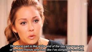 Lauren Conrad Meme - quiz is your bff trying to break up with you friendship quotes