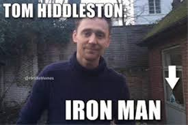 funniest tom hiddleston meme photo wishmeme