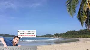 nammbu beach front bungalows carrillo costa rica the right