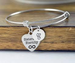 sisters for eternity gift for sister sister gift sister