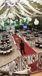 wedding wishes japan black white wedding theme our venue set up glass garden