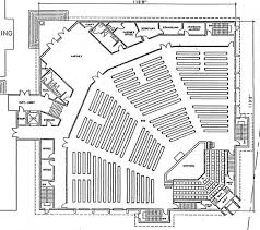 Church Floor Plan by Church Plan 152 Lth Steel Structures Lifechurch Sanctuary
