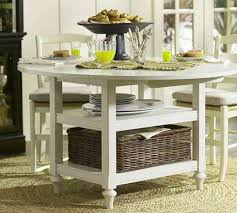 Round Table Granite Bay Drop Leaf Table Ikea Maroon Metal Bar Stool White Utensil Holder