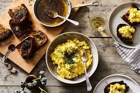 egg salad ina garten nancy silverton s egg salad with bagna cauda toast recipe on food52