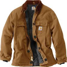 carhartt men s traditional arctic quilt lined jacket dick s