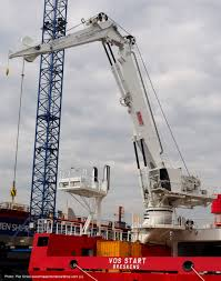 Smst Subsea Cranes For Vroon U0027s Newbuilds Subsea World News