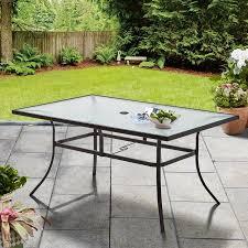 heritage park round dining table walmart mainstays heritage park rectangle dining table brown walmart com