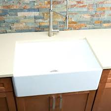kitchen faucets for farmhouse sinks lowes farm sink stacked tile and kitchen faucet with farmhouse