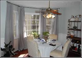 Hang Curtains From Ceiling Amusing 10 Where To Hang Curtain Rods Decorating Design Of
