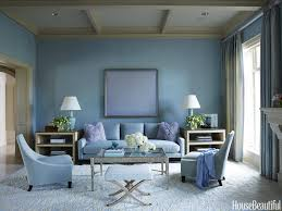 Beautiful And Inspiring Living Room by Makeovers And Decoration For Modern Homes Blue Living Room