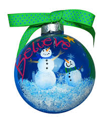 believe snowman ornament favecrafts