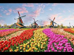 most beautiful and biggest natural flower garden in the world